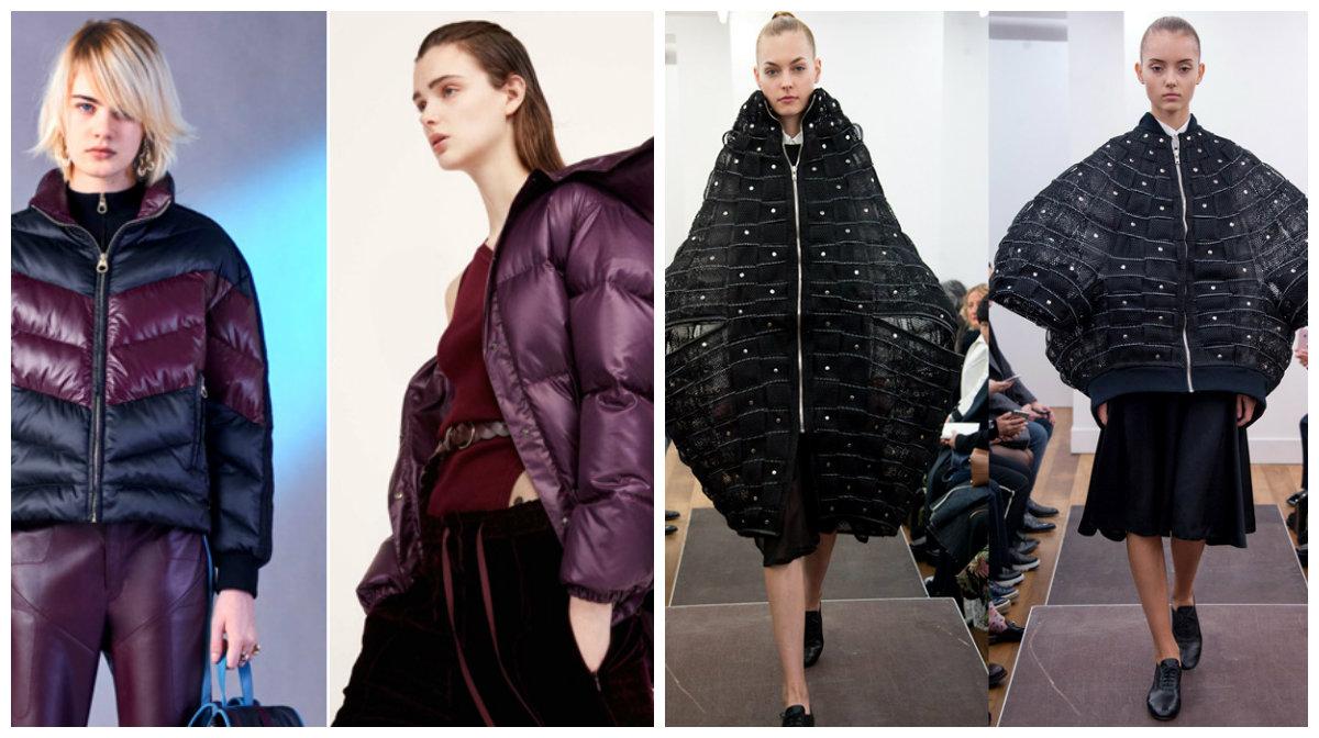 Стильные женские куртки зимние и на осень 2018 года