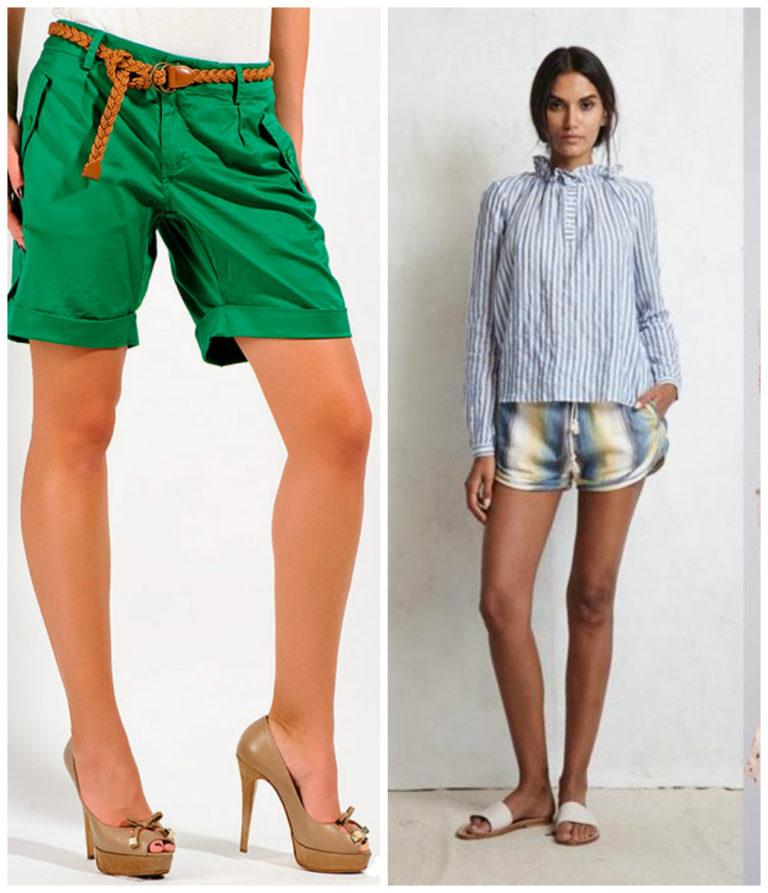 Шорты модные в этом сезоне