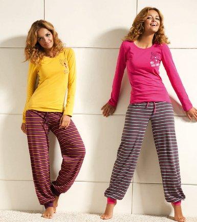 Пижамы-Ночное-белье-модные-тенденции-2016-1