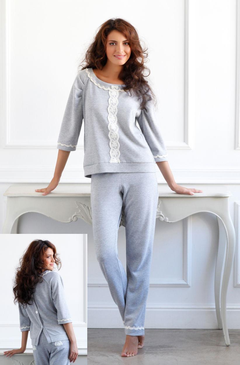 Пижамы-Ночное-белье-модные-тенденции-2016-2