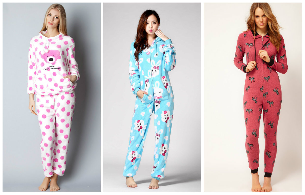 Пижамы-Ночное-белье-модные-тенденции-2016-4