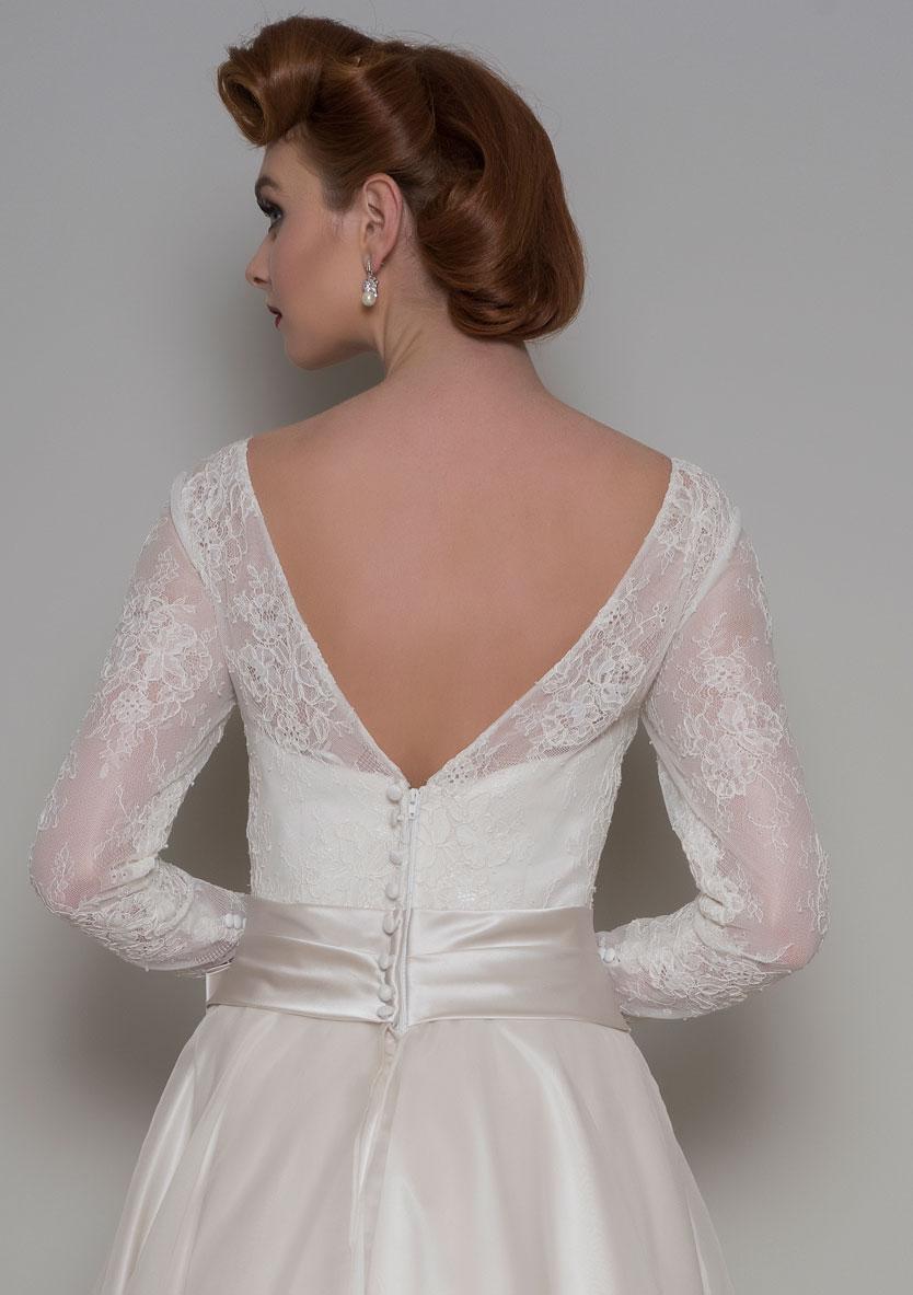 Ретро-свадебные-платья-2016-Blanche-LouLou-Bridal