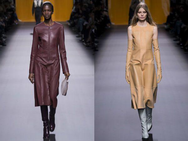 Кожаное-платье-фото-модные-тенденции-осень-зима-2016-2017-3