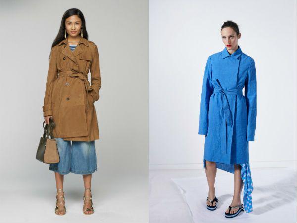 Куртки-и-плащи-женские-2016-с-поясами-на-талии-фото-2