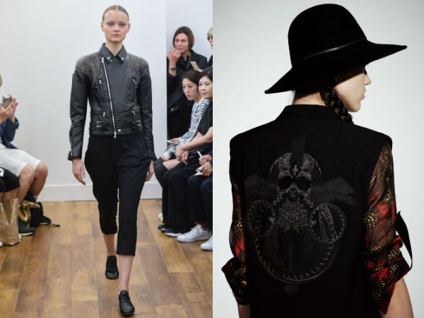 Модные-кожаные-куртки-байкери-и-тренчи-2016-фото-5
