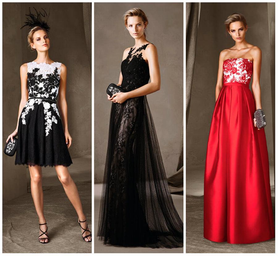 Кружевное-вечерное-платье-а-силуэта-фото-модные-новый-год-2017-1-Красивые вечерние платья
