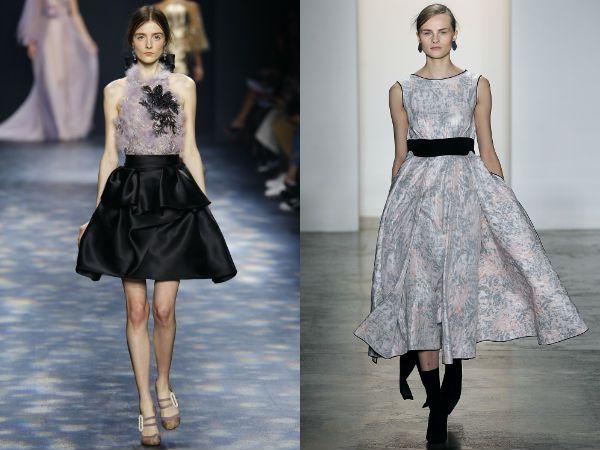 Платье-а-силуэта-фото-модные-тенденции-2016-2017-2