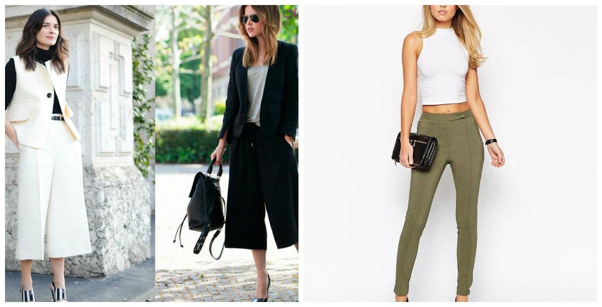 Широкие летние и брюки женские 2019 года-Брюки-женские-2019-года-модные-тенденции-фото-капри-1.jpg