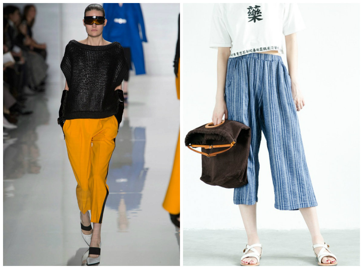 брюки женские 2017 года