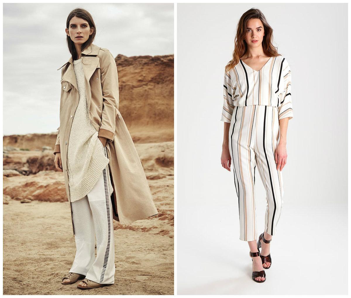 Брюки женские 2019 года: модные тенденции в области принта