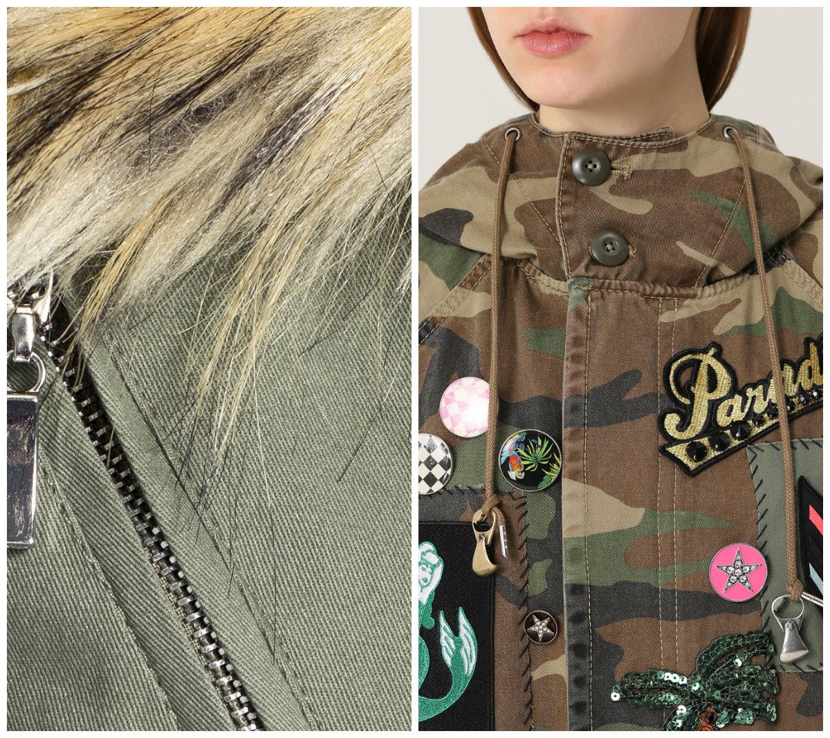 Куртки-женские-2018-модные-модели-парки-и-аноарк-Модные женские куртки 2018-Куртки женские 2018