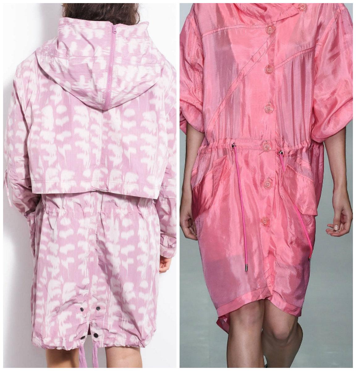 Куртки-женские-2018-модные-модели-парки-и-аноарк-Модные женские куртки 2018