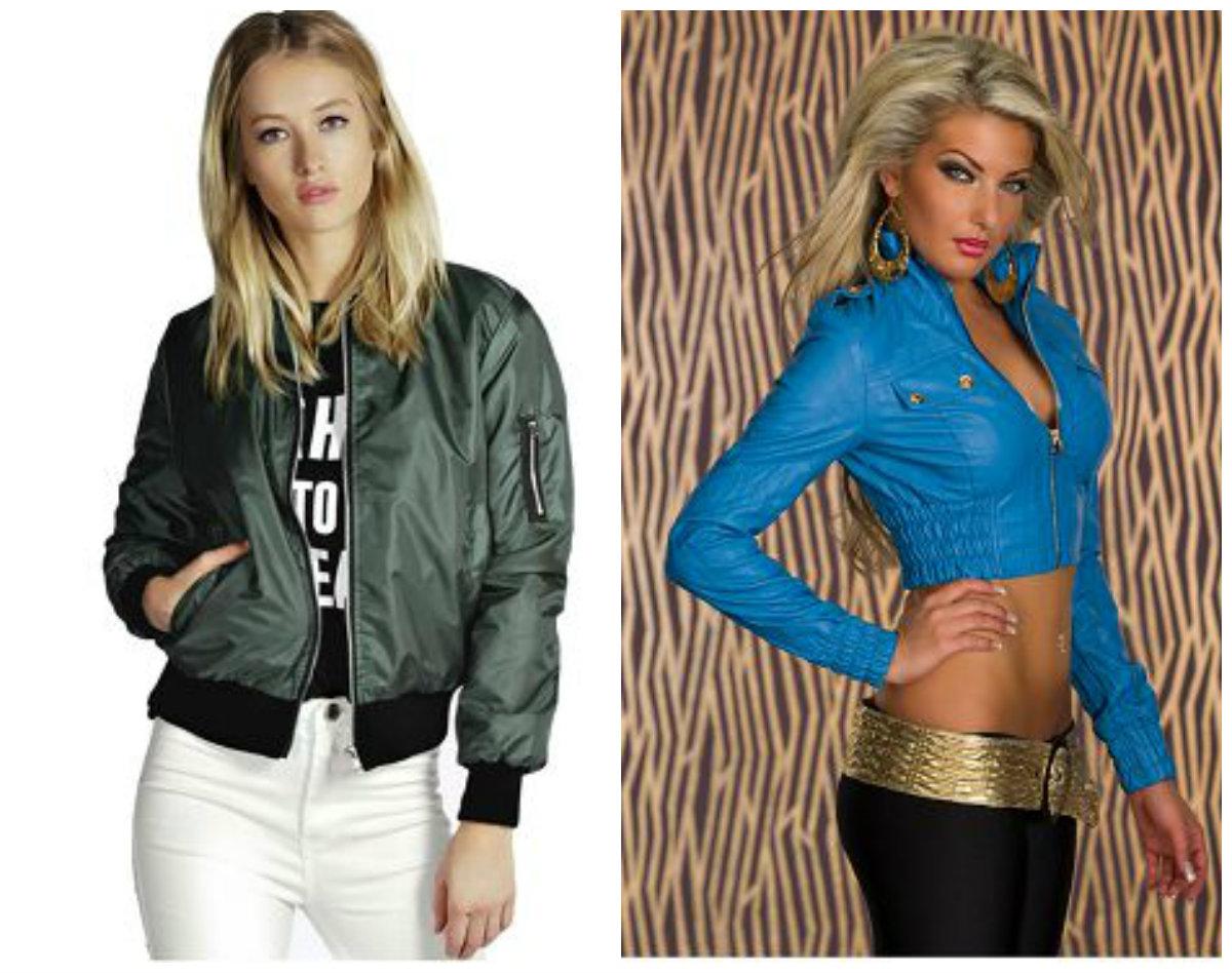 Куртки-женские-2018-модные-модели-Модные женские куртки 2018