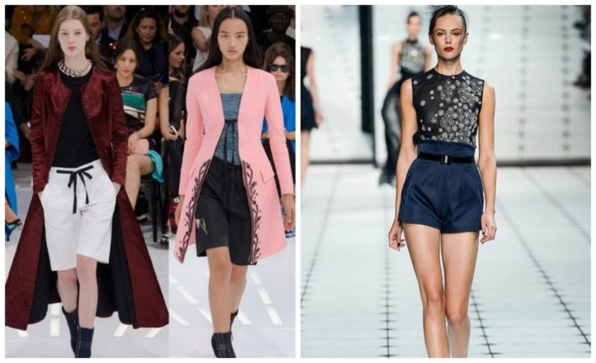 Модные-шорты-2019-женские-фото-летние-шорты женские 2019 фото