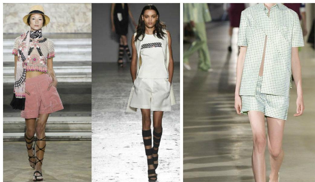 Модные-шорты-2019-женские-фото-шорты женские 2019 фото