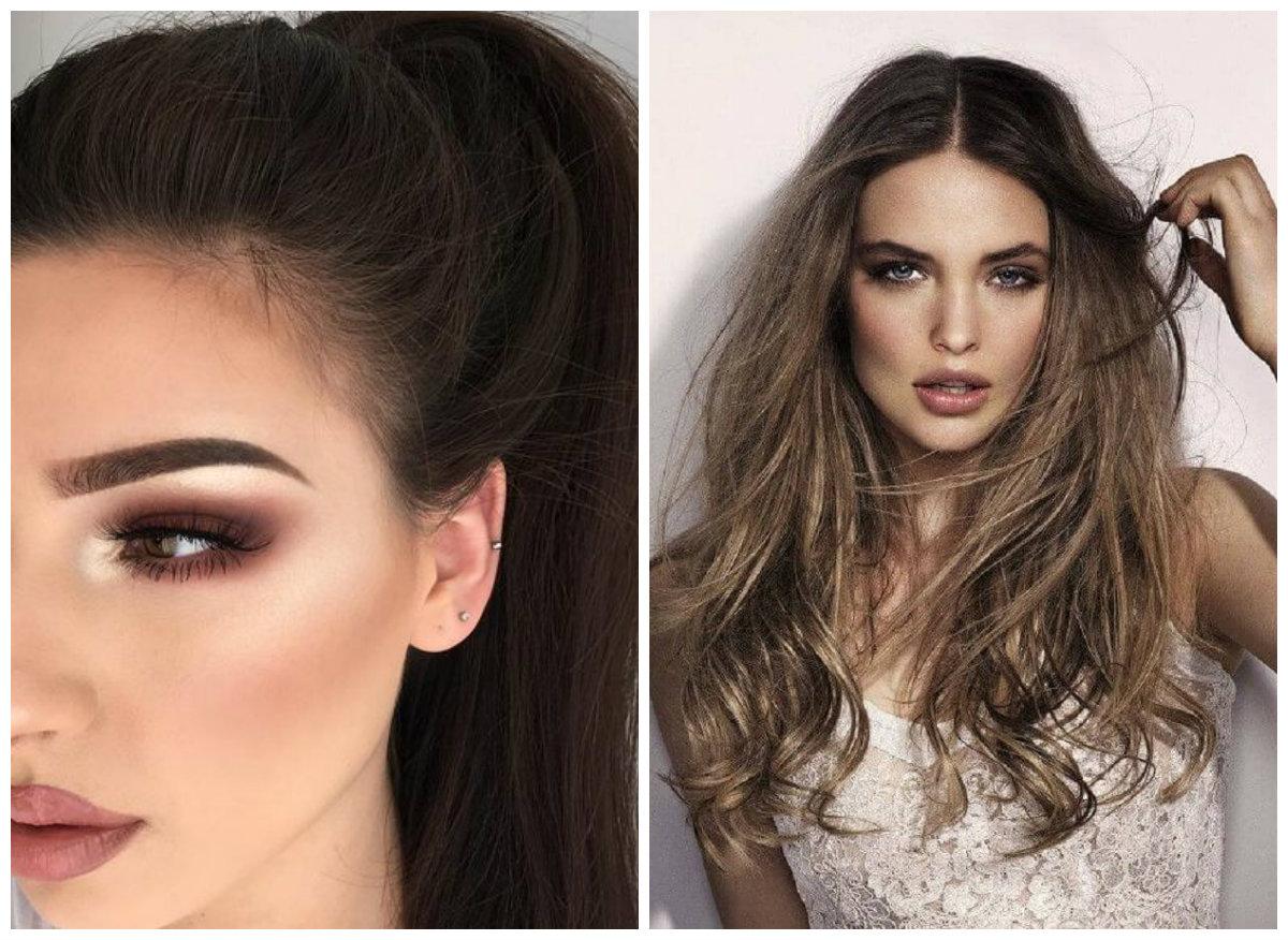 Модный-макияж-2019-основные-тенденции-фото-актуальный-макияж 2019