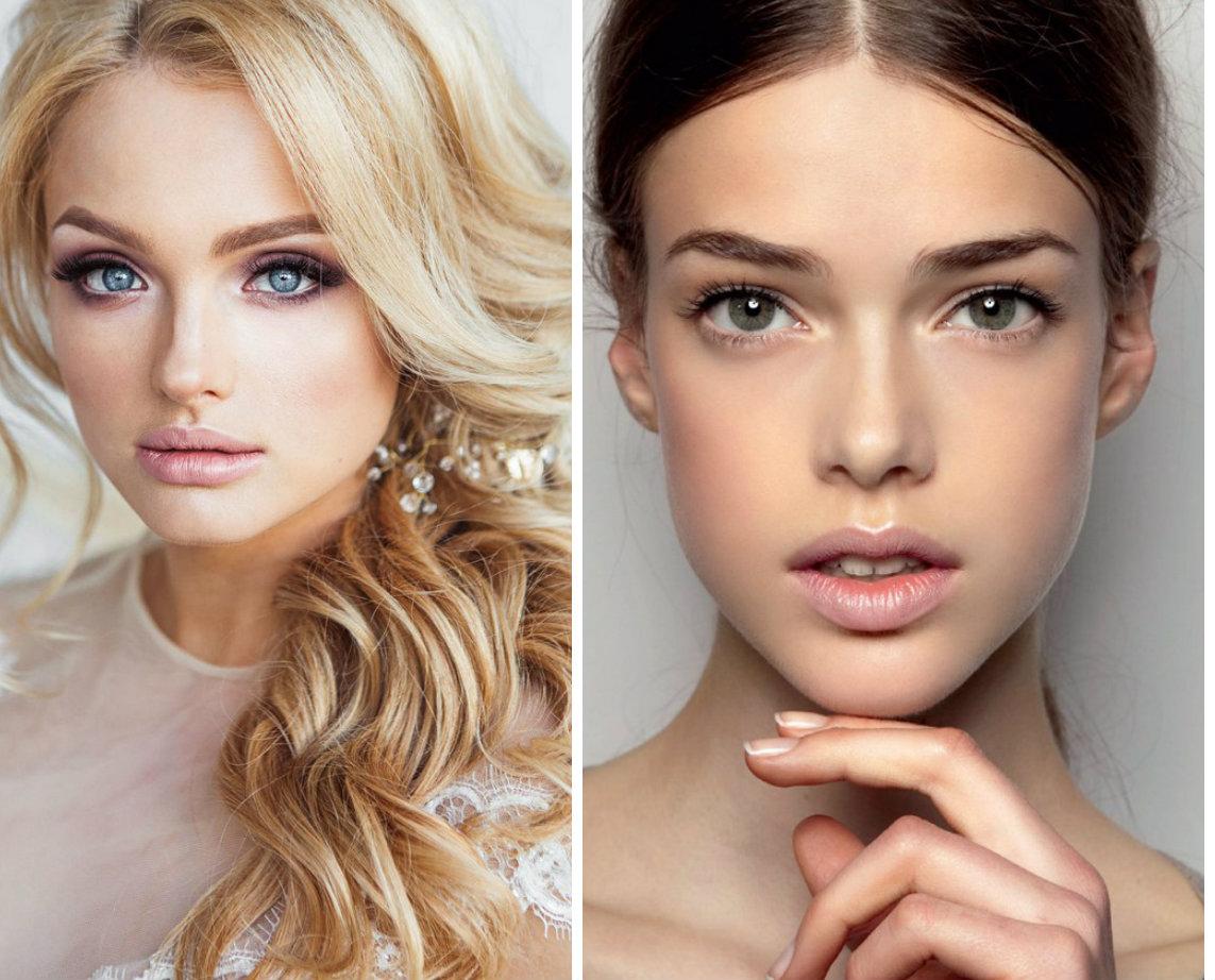 Модный-макияж-2018-основные-тенденции-фото-актуальный-Модный макияж 2018