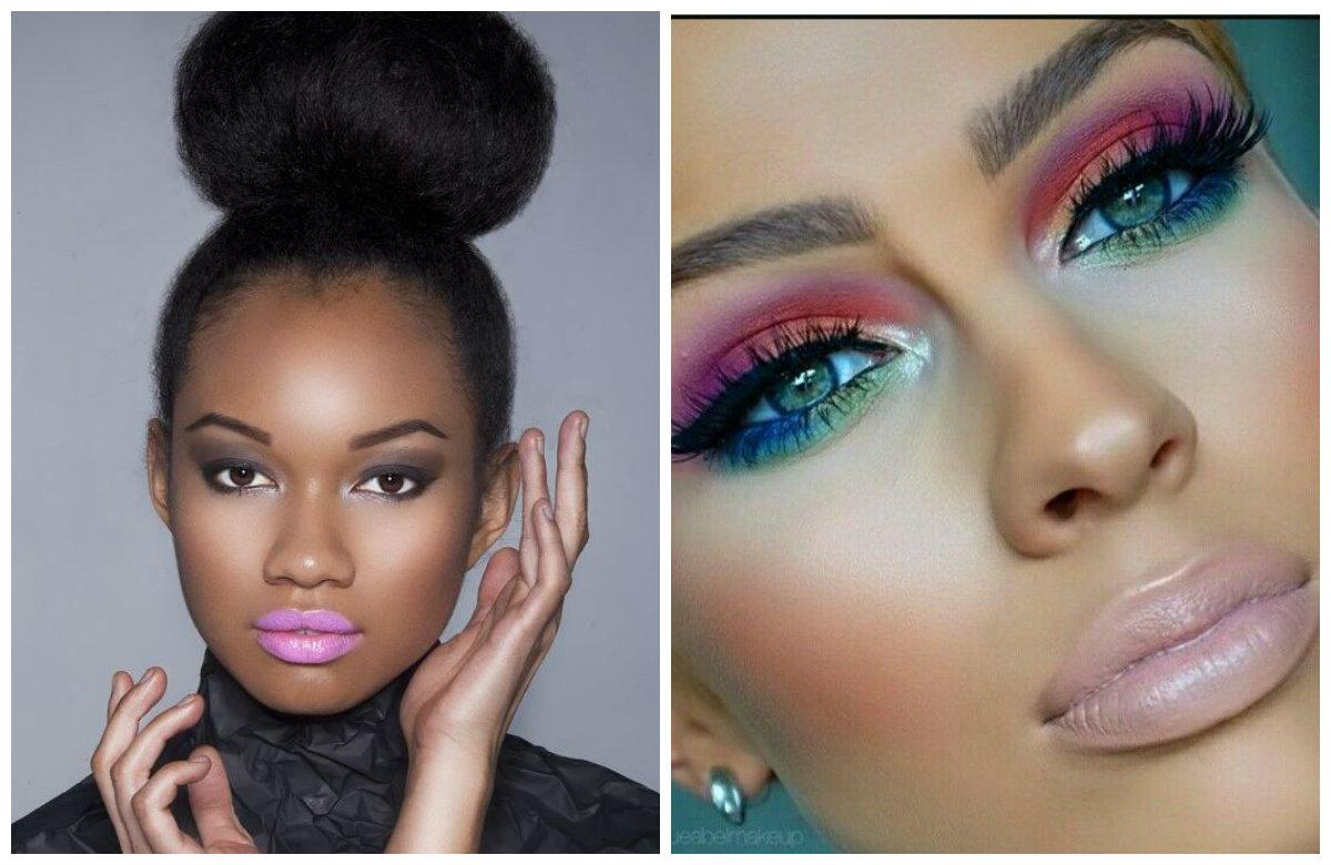 Модный-макияж-2019-основные-тенденции-фото-актуальный-макияж 2019-макияж Фото 2019