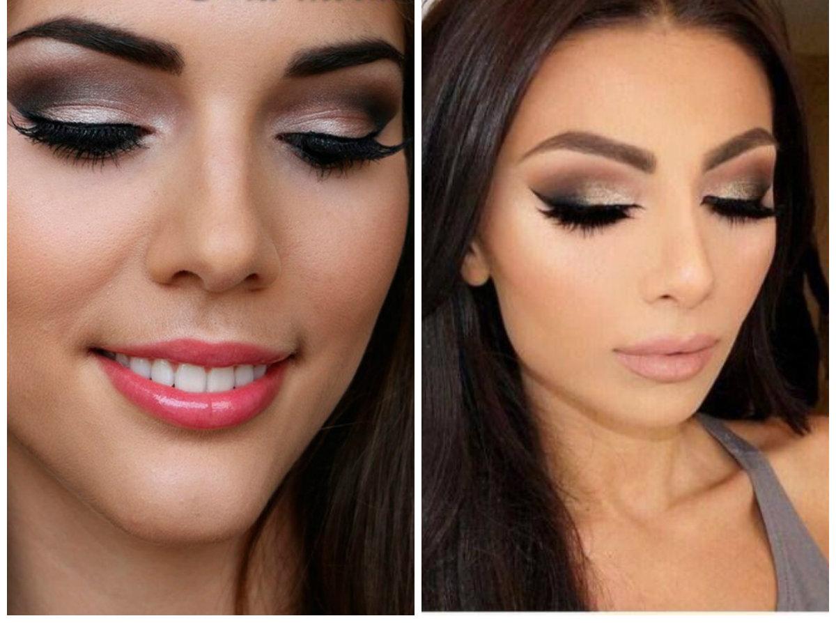 Модный-макияж-2018-основные-тенденции-фото-актуальный-Модный макияж 2018-модный макияж 2018