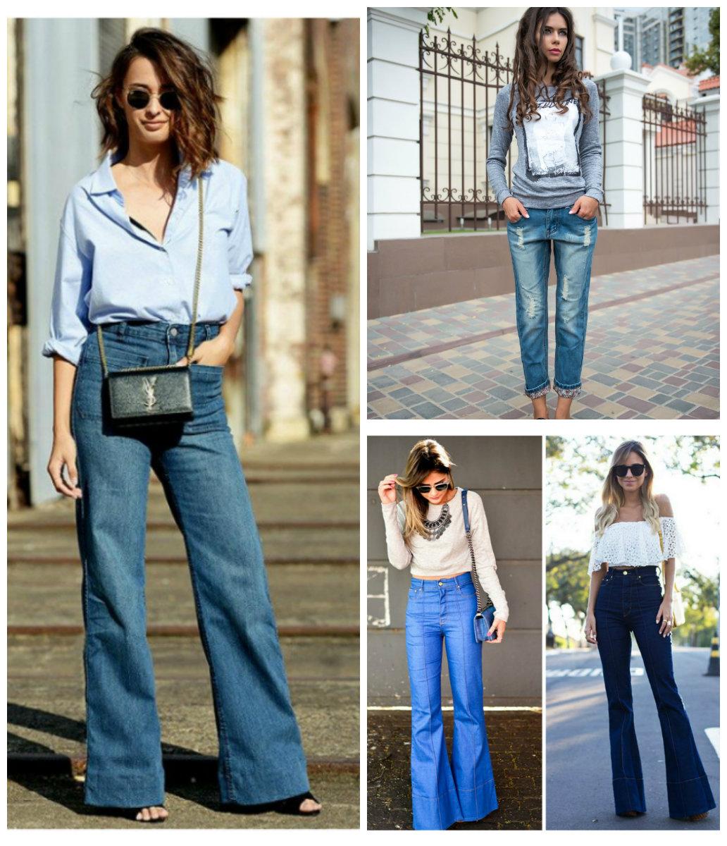 Модные-джинсы-2019-женские-Крой-фото-Длина-Крой-Декор-Цвет-Модные джинсы 2019