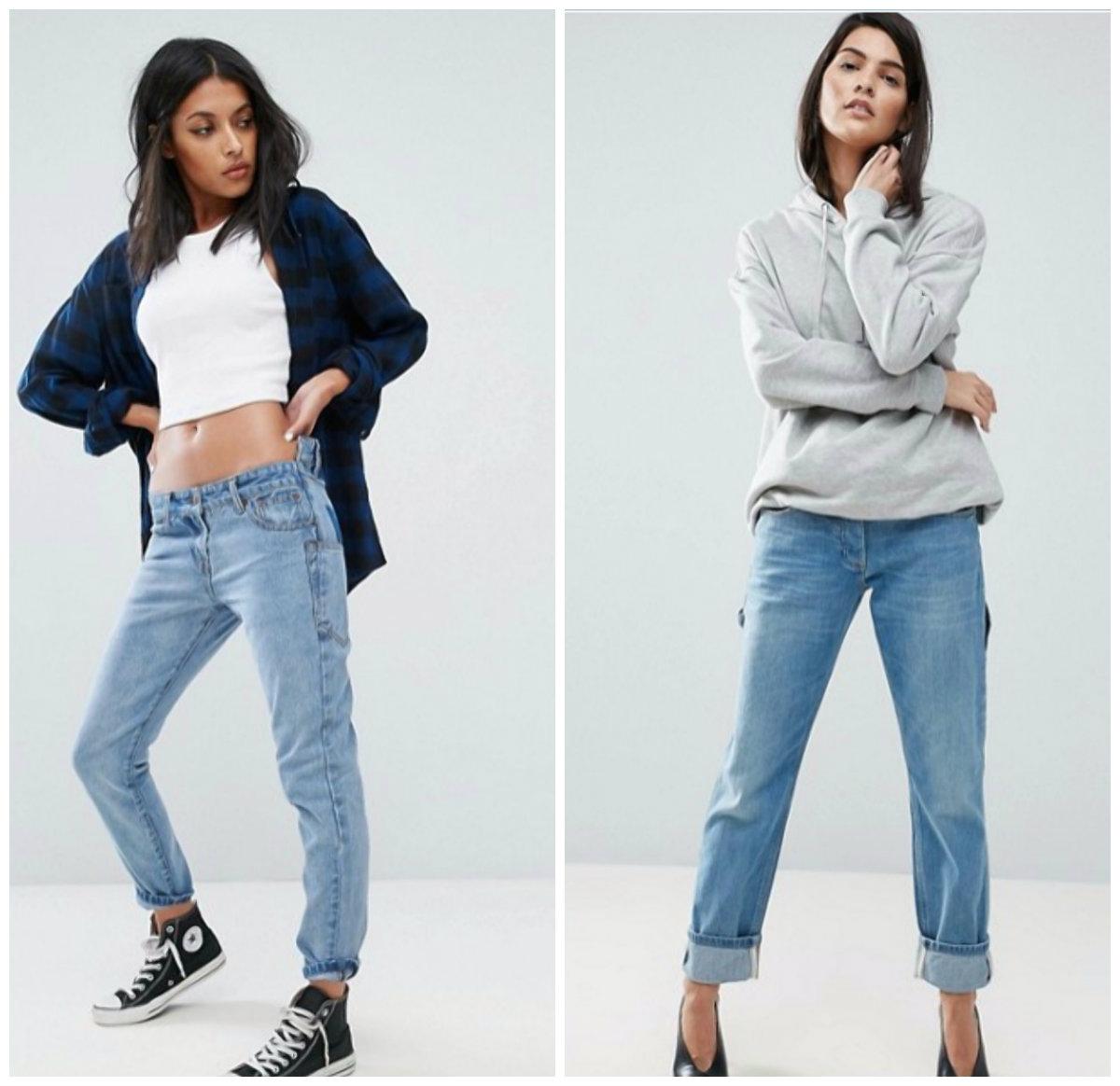 Модные-джинсы-2018-женские-Крой-фото-Длина-Крой-Декор-Цвет- джинсы 2018