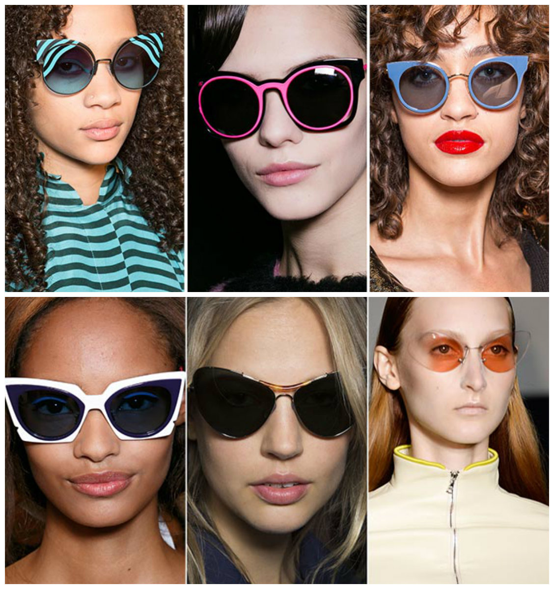 Смотреть Очки мода 2019–2019 женские: варианты и советы видео