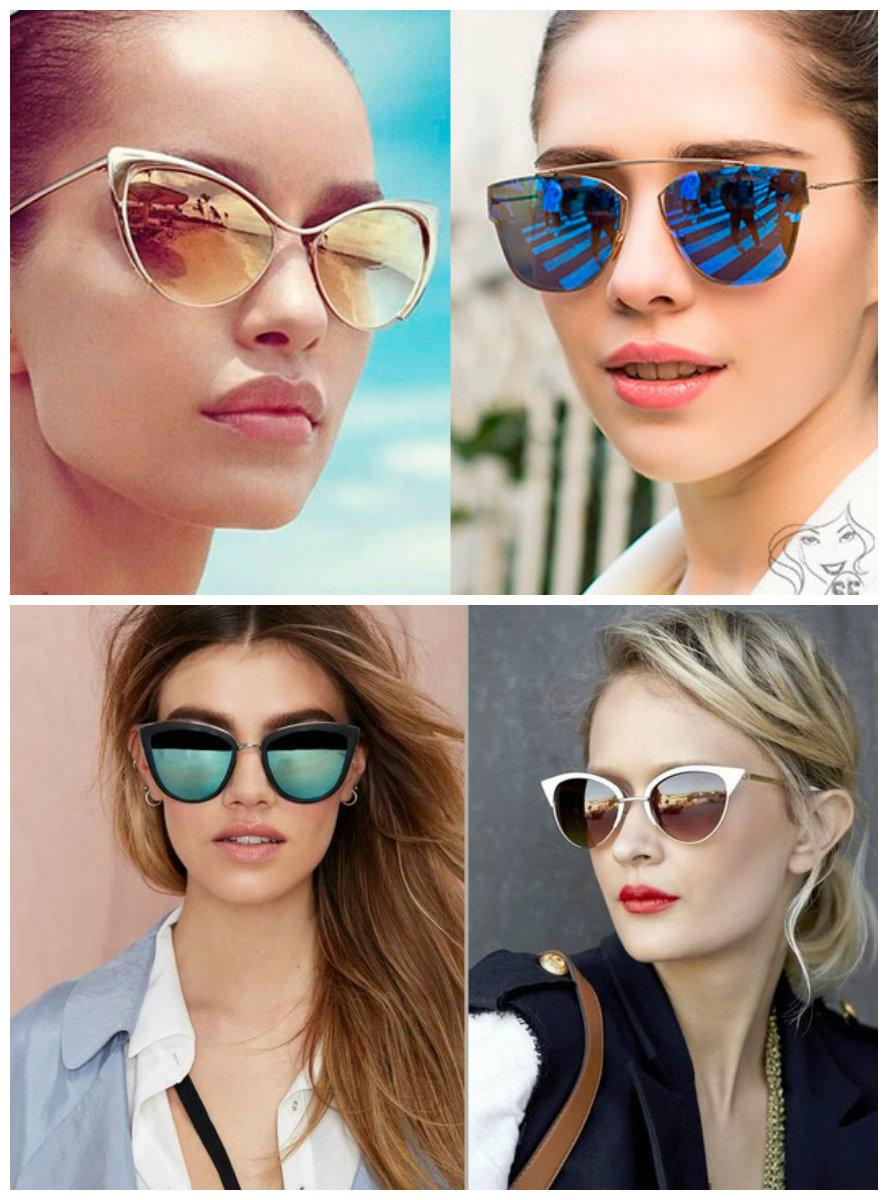 Очки мода 2019–2019 женские: варианты и советы рекомендации