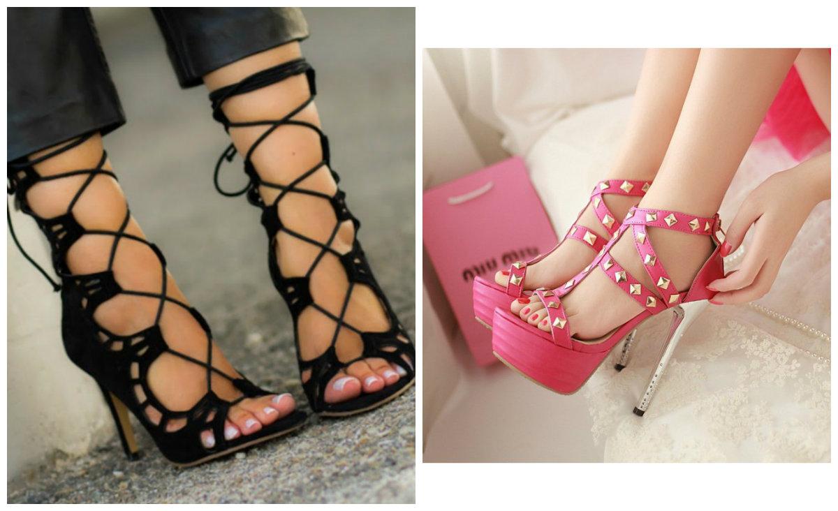модная-женская-обувь-2018-обувь 2018 фото