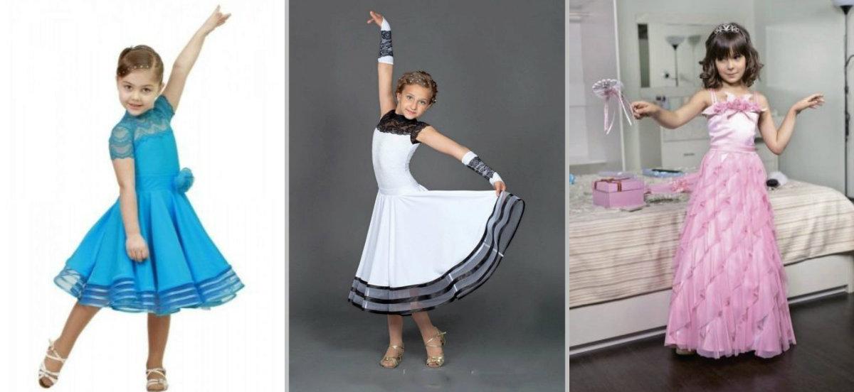 Детские выпускные платья 2019_разные празничные платья