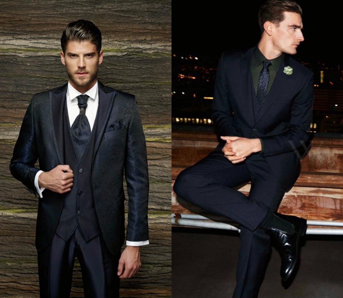 Мужские костюмы 2018: сдержанный шик