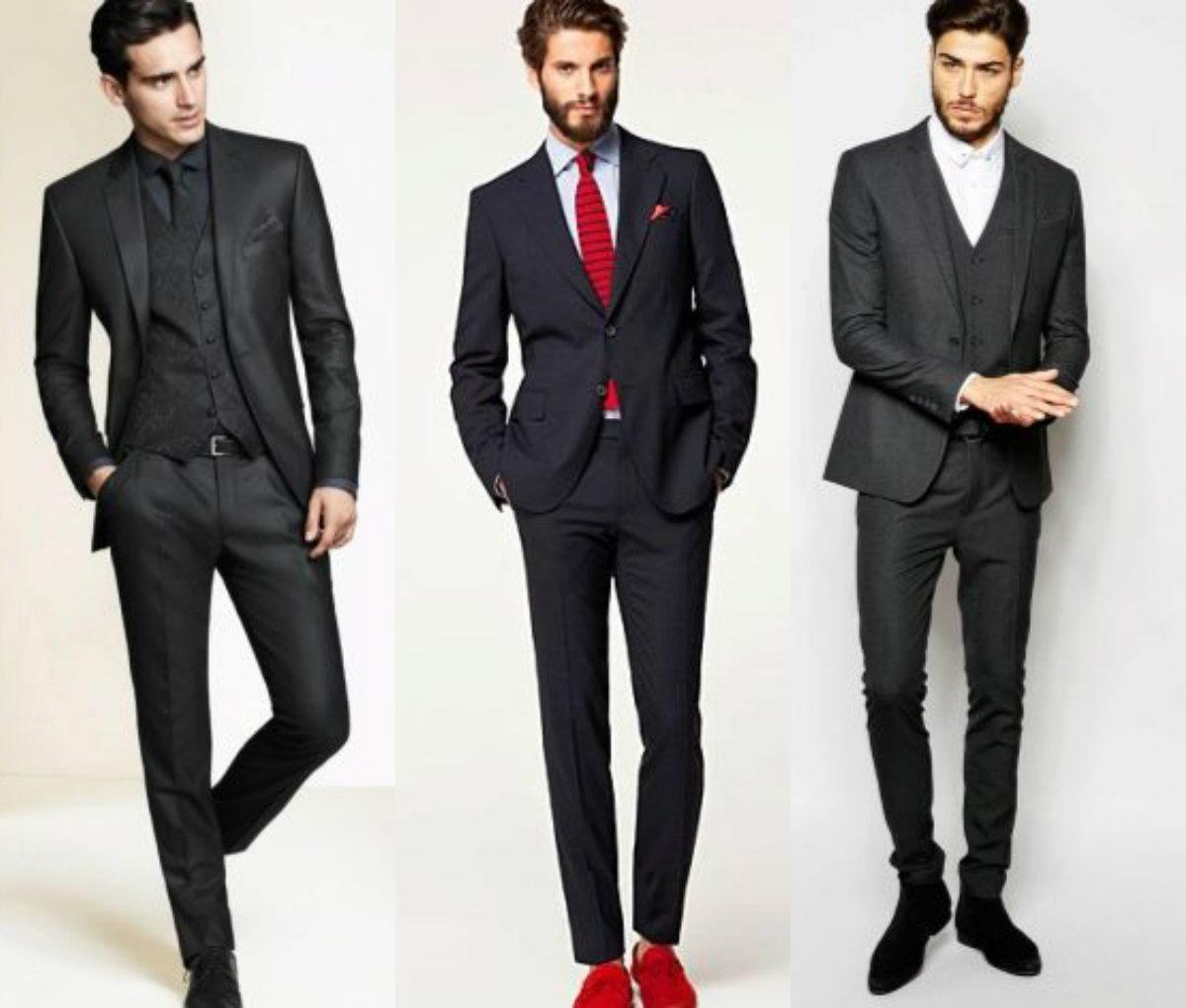 Мужские костюмы 2019: офисные варианты