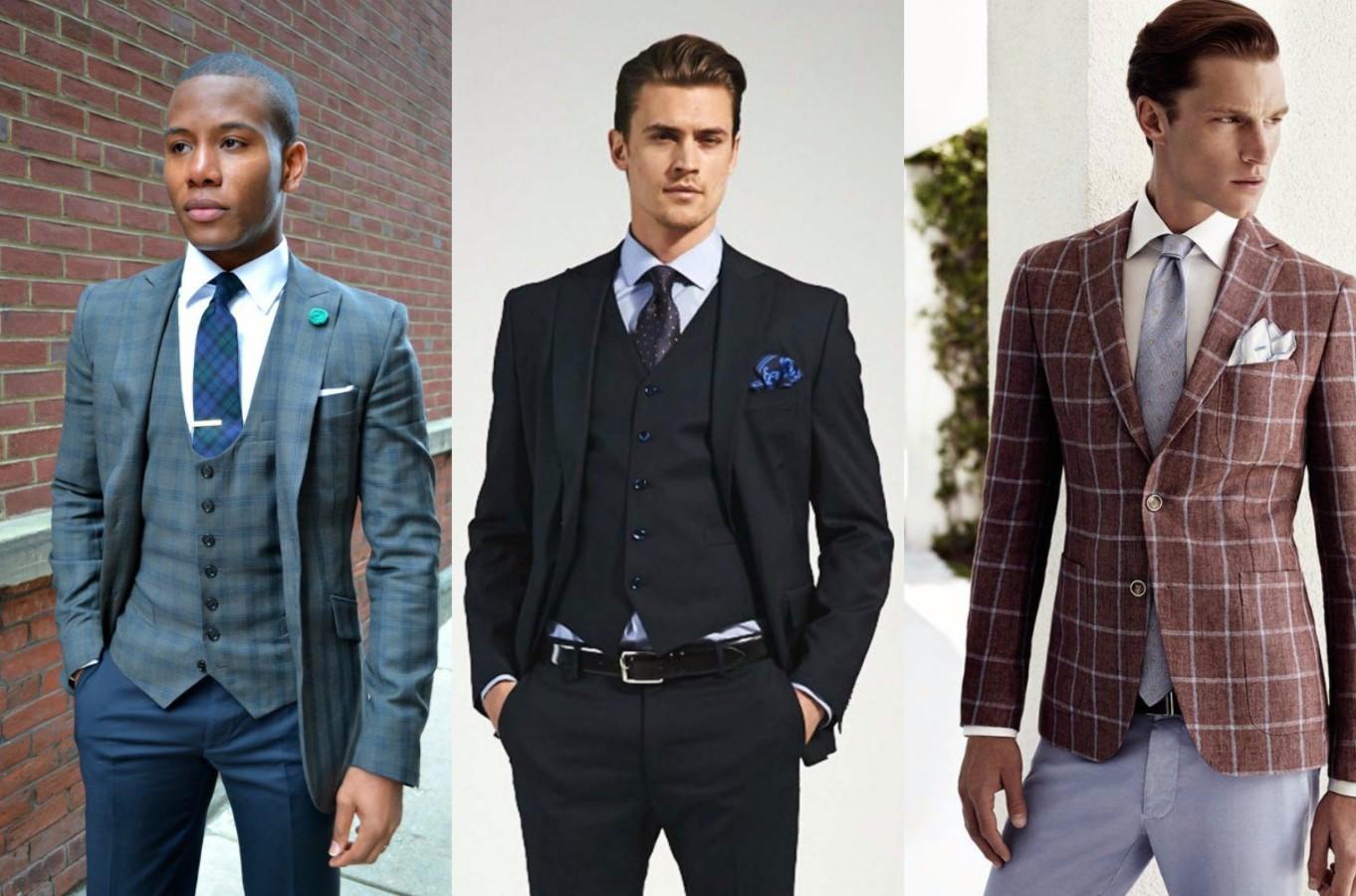 Мужские пиджаки 2018: элегантные модели кежуал
