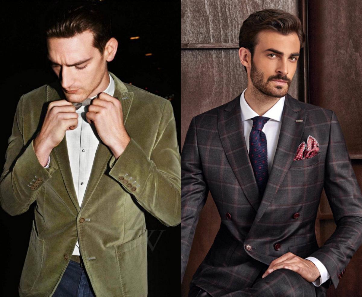 Мужские пиджаки 2018: новинки от дизайнеров