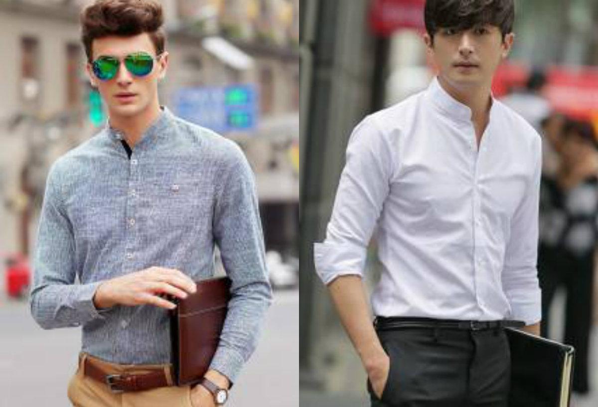 Мужские Рубашки 2021