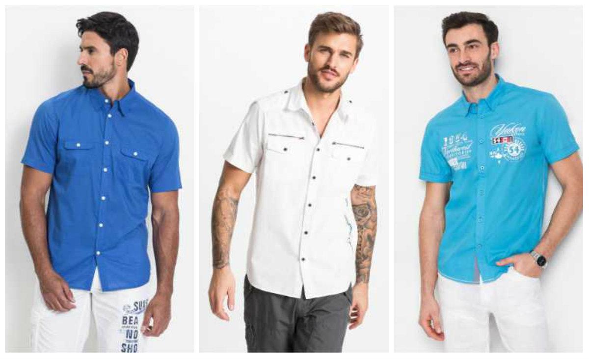 Мужские рубашки 2019: курортная мода