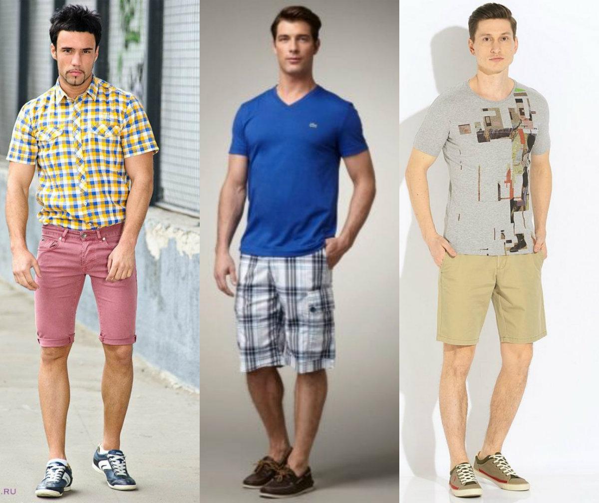Мужские шорты 2019: летние варианты