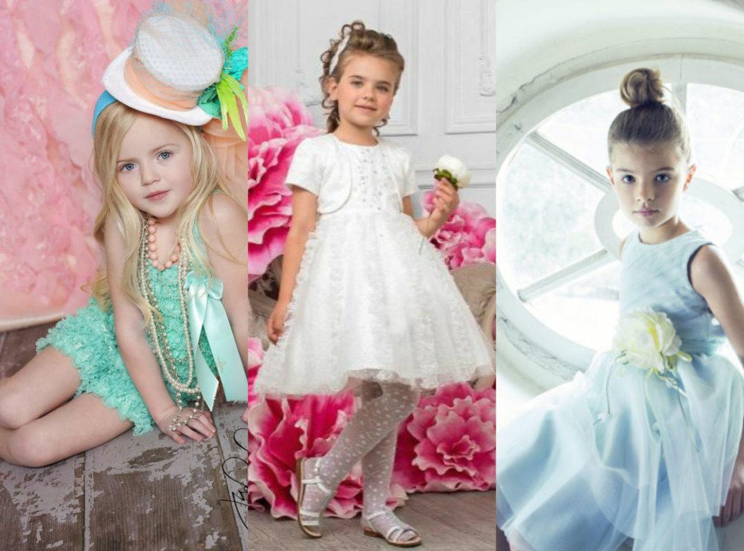 Детские выпускные платья 2019:наряды для маленьких модниц