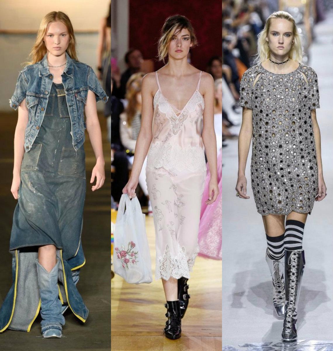 женская мода 2018 : модная обувь