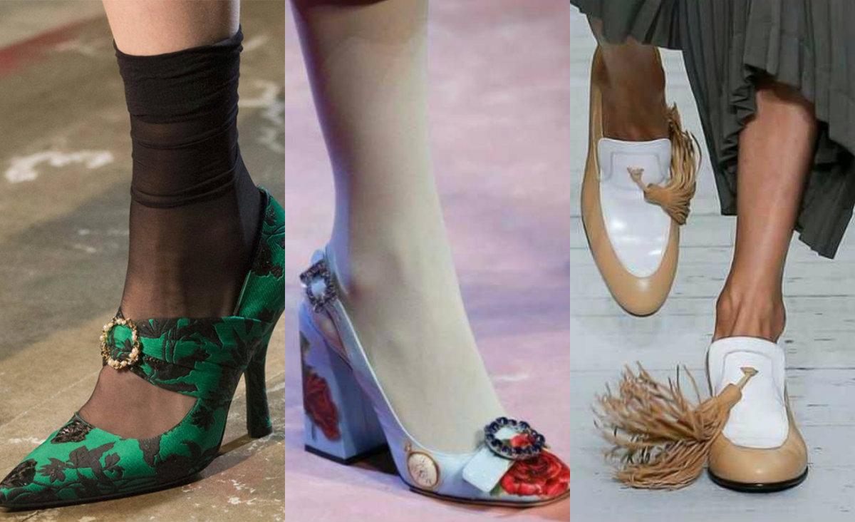 модные женские туфли 2019: оригинальные варианты