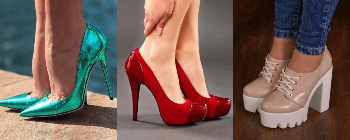 модные женские туфли 2019: красивые модели