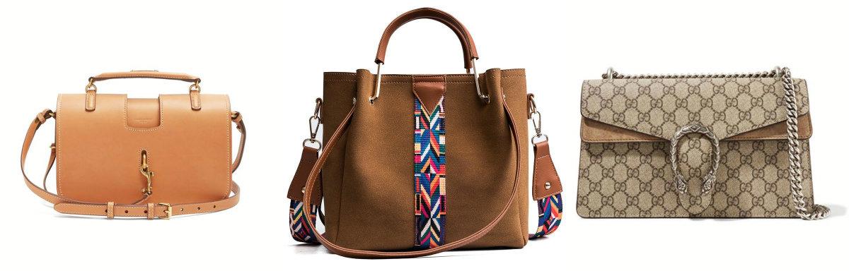 Модные сумки 2019 : модели в разных стилях