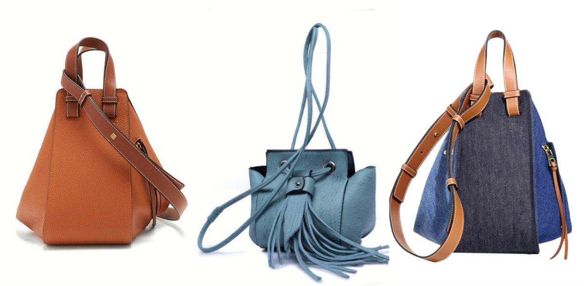 Модные сумки 2018 : модели неординарной формы