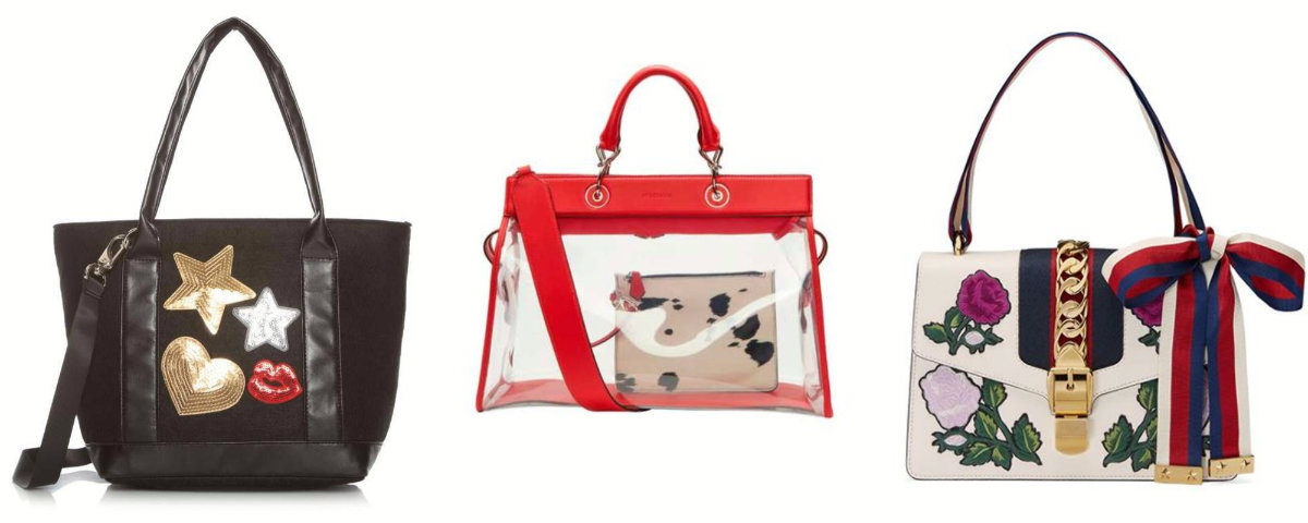 Модные сумки 2018 : прозрачные модели