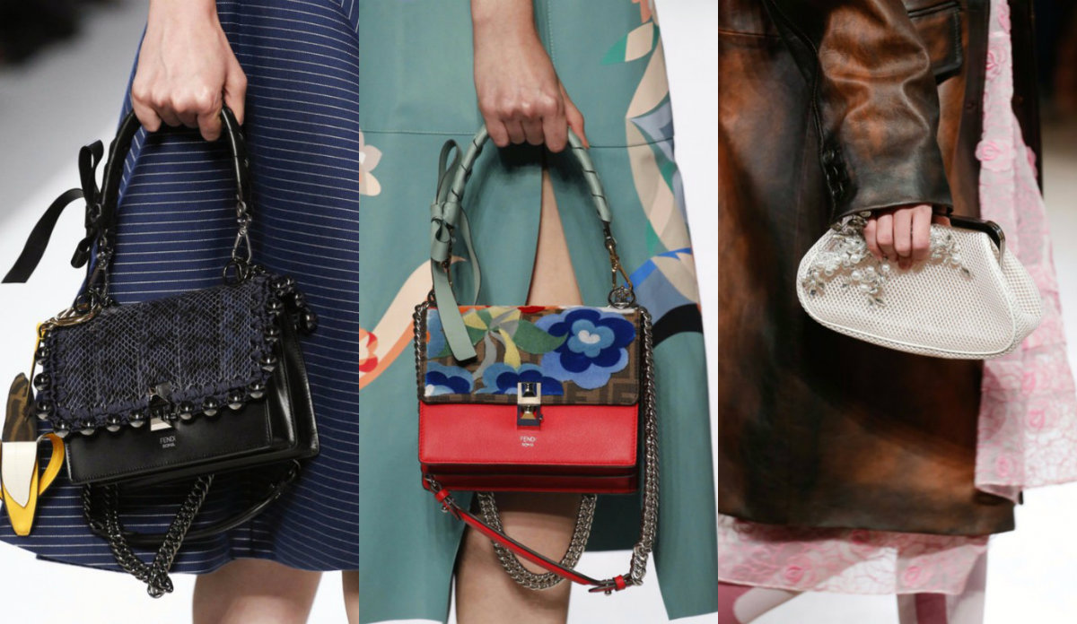 Модные сумки 2018 : разнообразие моделей
