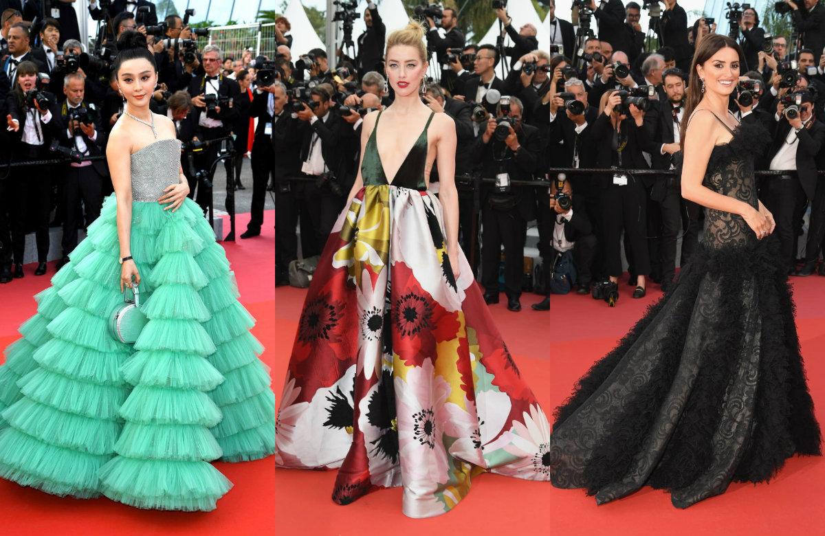 модные тенденции платьев 2018: вечерние туалеты