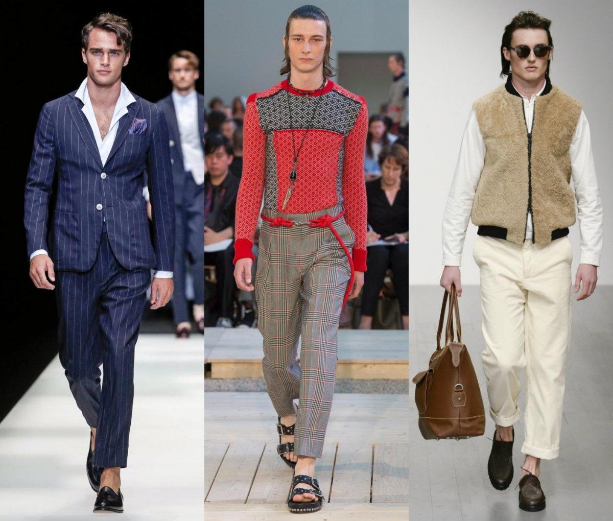 Мужская мода 2019 : модная одежда на разные случаи