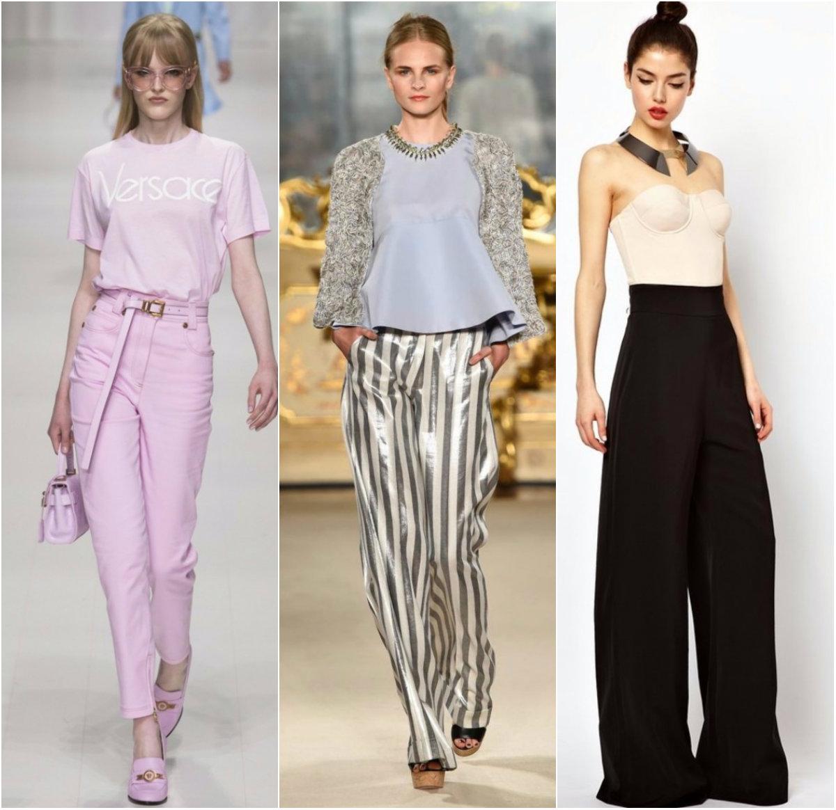 брюки женские 2019: актуальные модели