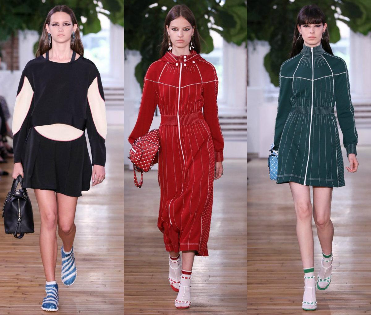 женская мода 2019 : спортивная мода