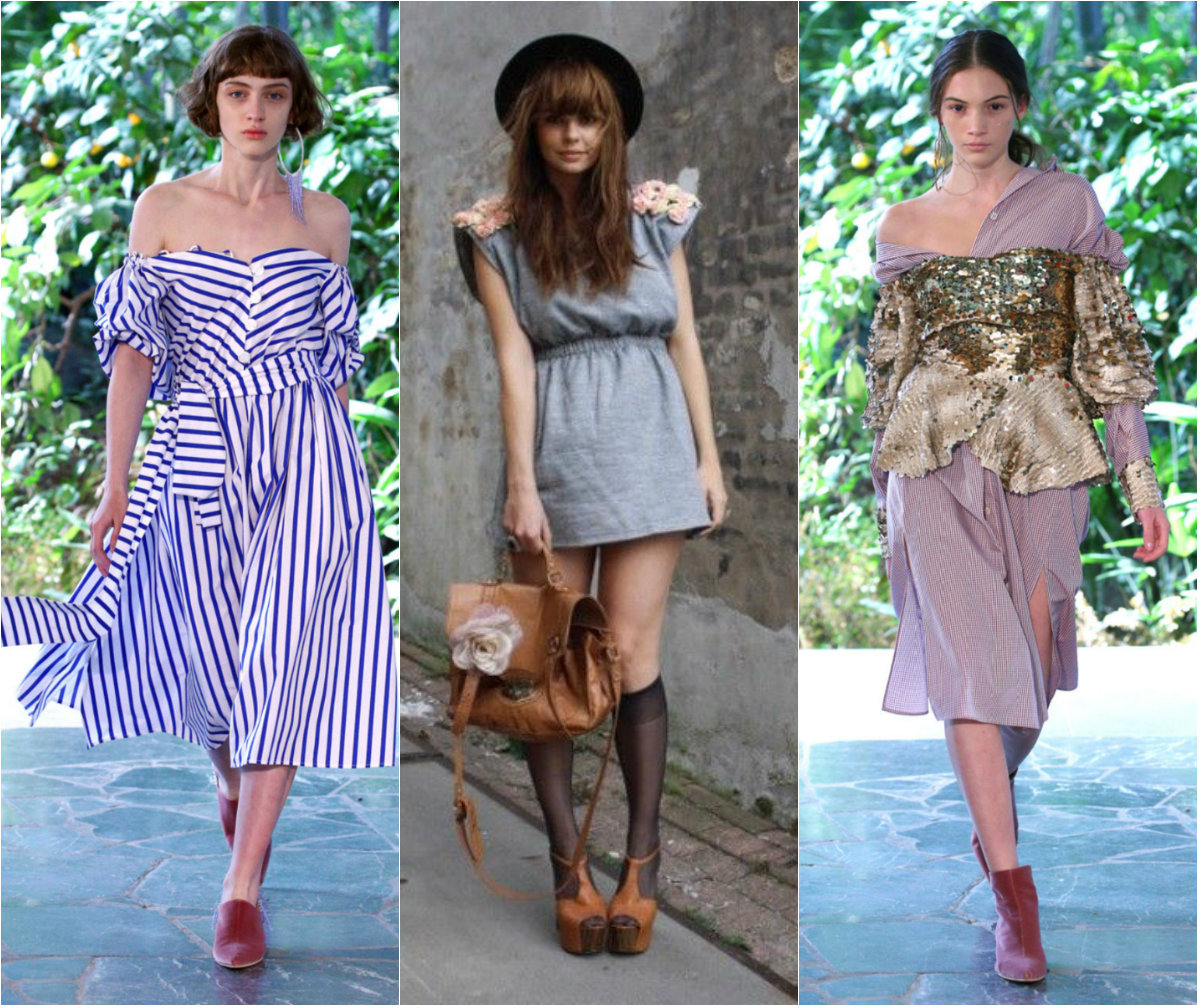 женская мода 2018: платья на каждый день