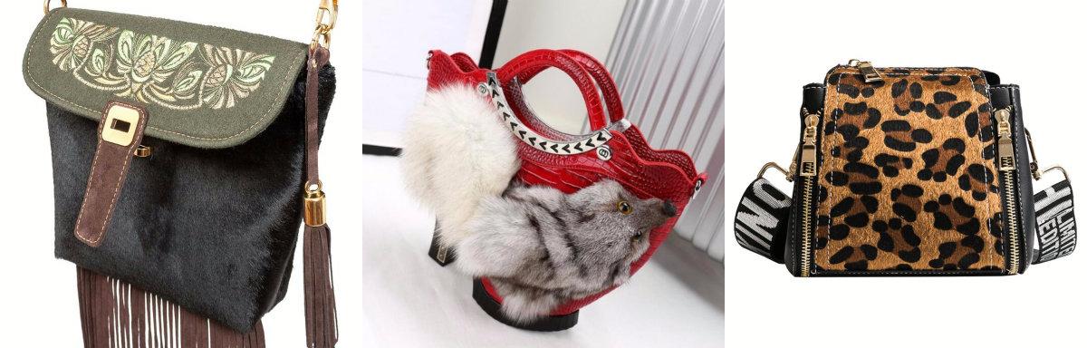 Модные сумки 2019 : оригинальные модели